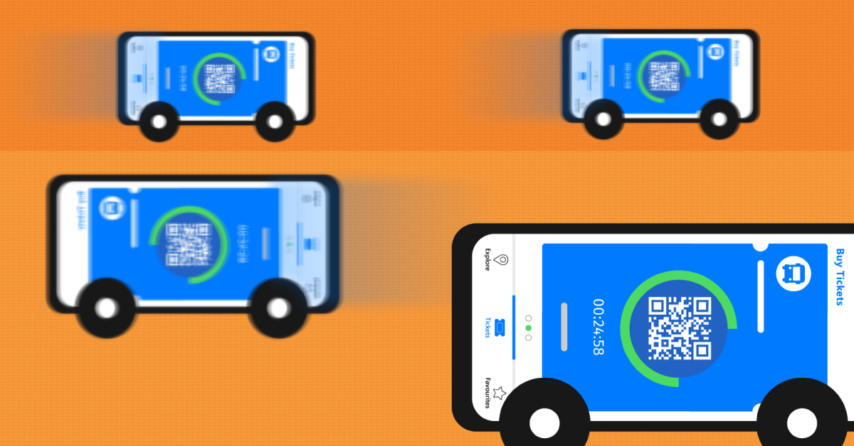 Mobile Ticketing Can Boost Public Transport Usage, Here's How