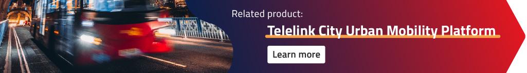 telelink city smart mobility