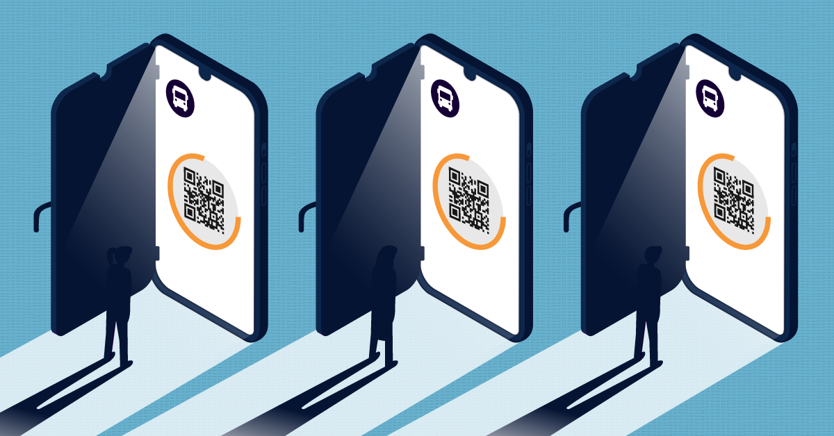 Contactless Mobile Ticketing Is Healthier, Here's Why