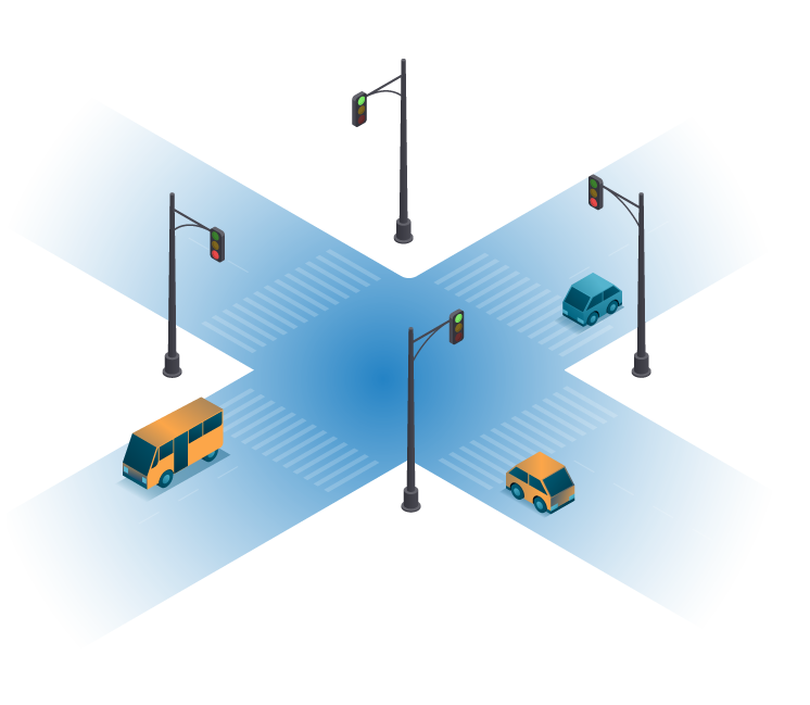 Telelink City Smart Traffic Lights