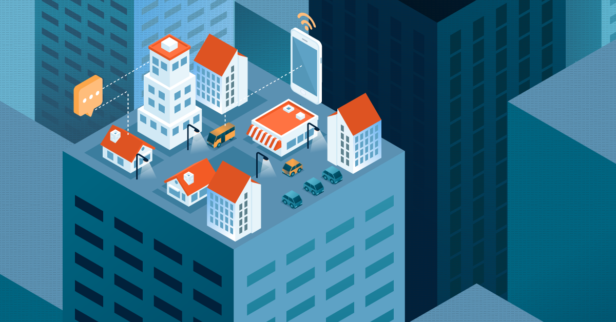 This Is How Smart Tech Can Help Solve The Problems Of Small & Mid-sized Cities