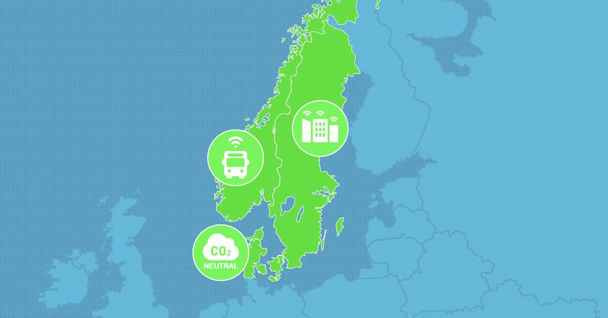 Scandinavian Stories: Europe's Thriving Smart Hub