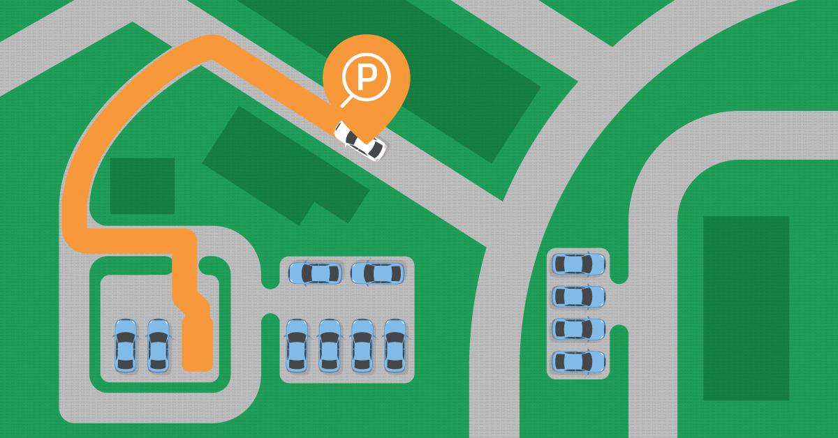 Intelligens parkolási megoldás a jövő városai számára