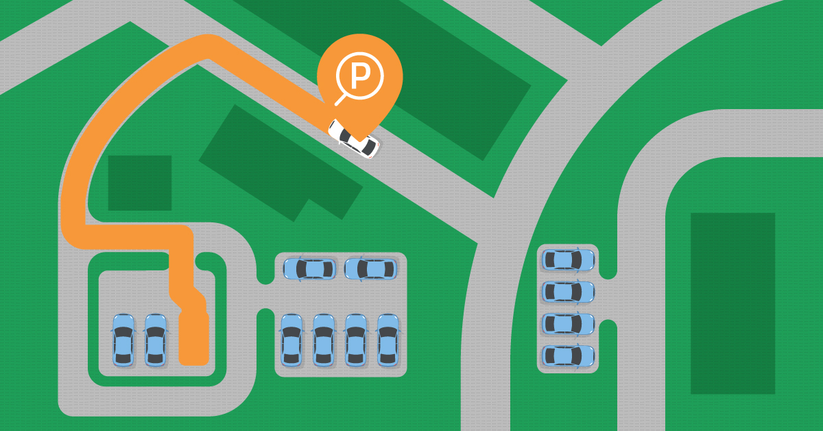 Una solución de estacionamiento inteligente para las ciudades del futuro