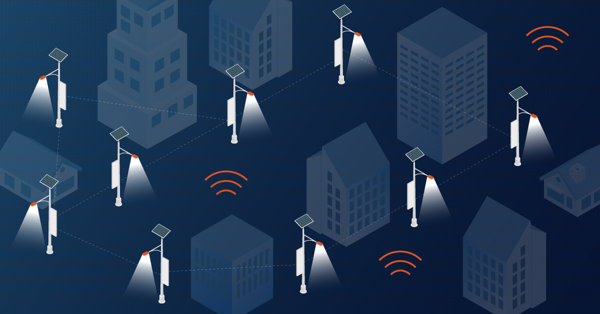 Pali intelligenti: integrazione di soluzioni smart in città