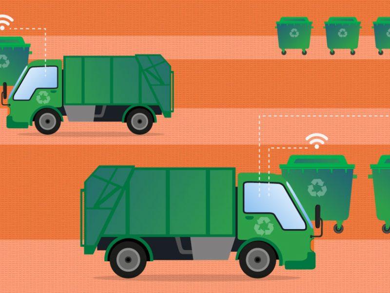 Wie sieht die Zukunft der Müllabfuhr aus?