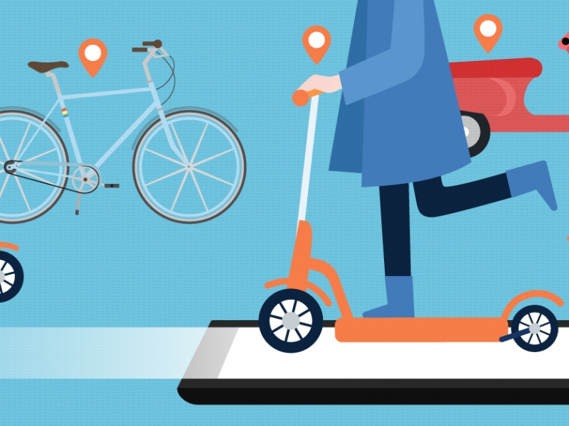 Micromobility In Europe How Big Cities Started Thinking About Small Vehicles